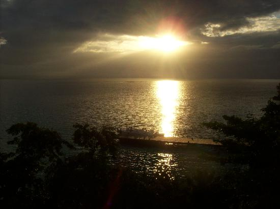 Luxury Bahia Principe Cayo Levantado: sunset