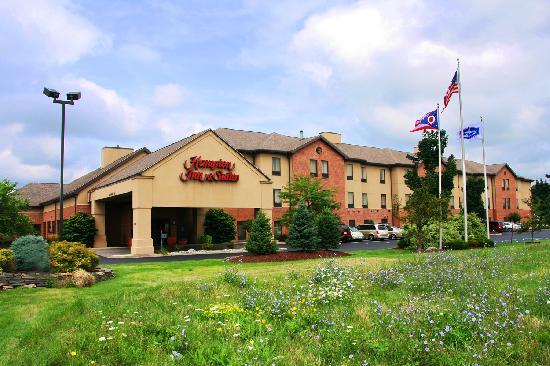 Hampton Inn and Suites Toledo-North: Exterior