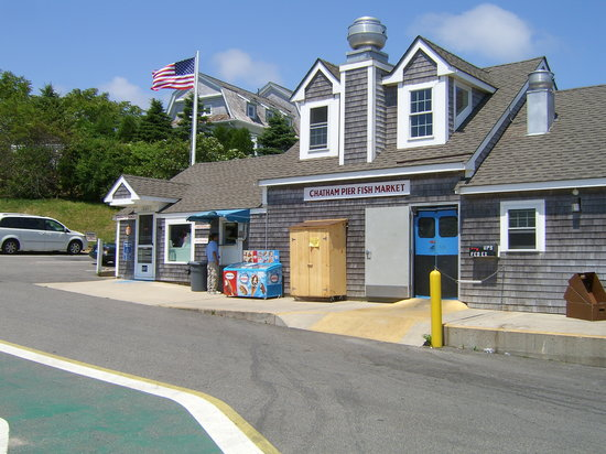 ‪شاثام, ماساتشوستس: Chatham Fish Pier and Market‬