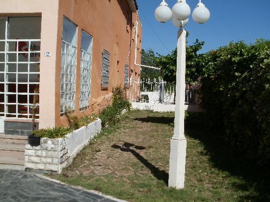 Hotel Altos de la Falda: Parque