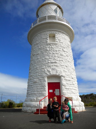 ‪Cape Naturaliste Lighthouse‬