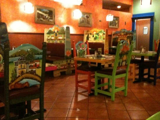Interior resturant very charming picture of mexico