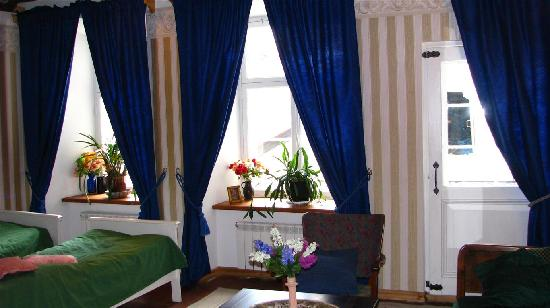 Kuninga Apartments: Fenêtres