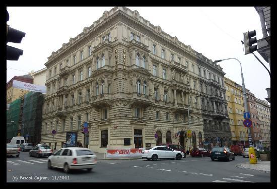 L 39 h tel seven days en novembre 2011 picture of boutique for Boutique hotel seven days prague