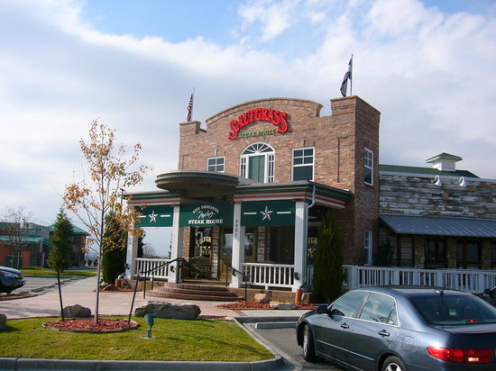 Saltgrass Steakhouse: 外観