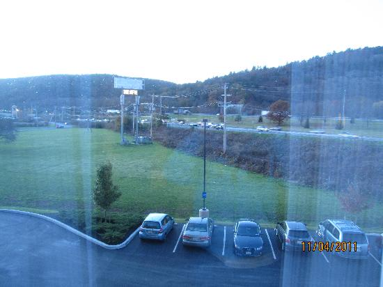 Matamoras, PA: View from room
