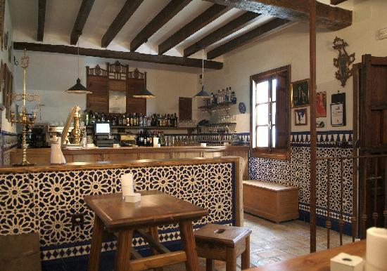 Hacienda Minerva: La Taberna