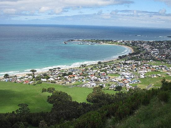 View Of Apollo Bay Harbour Picture Of Apollo Bay
