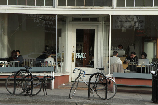 Photo of Cafe Prado Cafe at 1938 Commercial Dr, Vancouver V5N 4A7, Canada