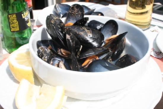 Ristorante Ruccio: awesome mussels