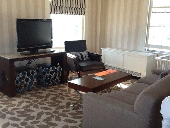 The Equinox Golf Resort & Spa : Upstairs Cupola room in Eisenhower Suite (1 of 2)