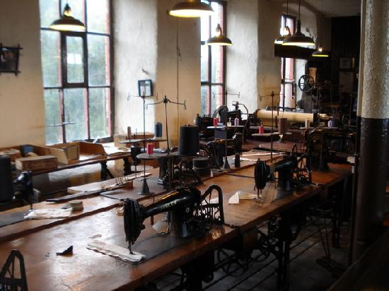 Leeds Industrial Museum at Armley Mills : Armley Mills