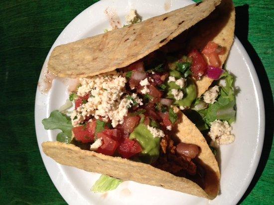 Herbivore -Divisadero St. : Taco Starters