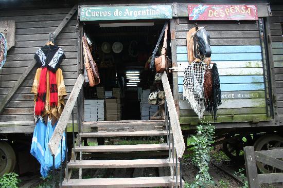 Capilla del Senor, Argentina: souvenirs