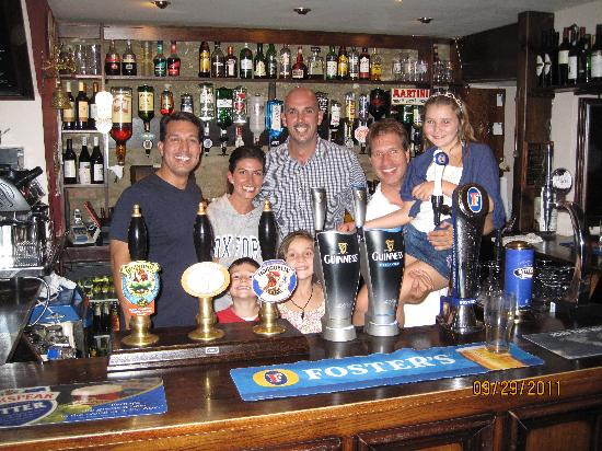 The Lamb Inn: Paul's Inviting Family ....