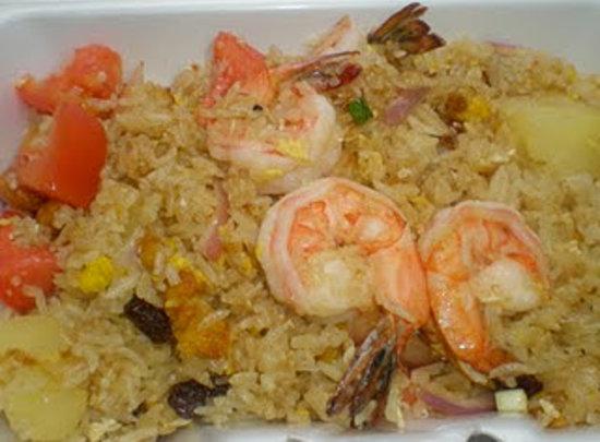 Siam Bistro Thai Cuisine : tropical rice
