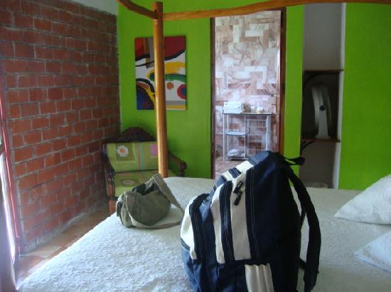 Hospedaje Quinta La Monina: Recámara