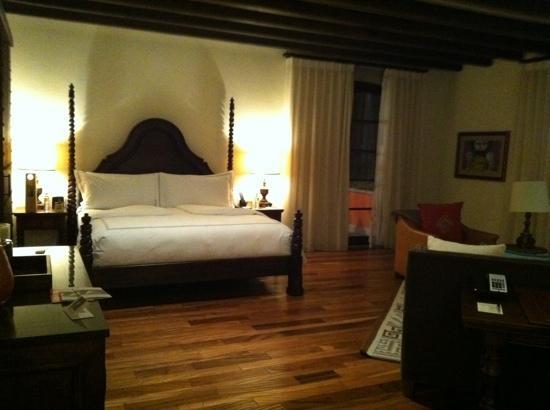 Rosewood San Miguel de Allende: la habitación