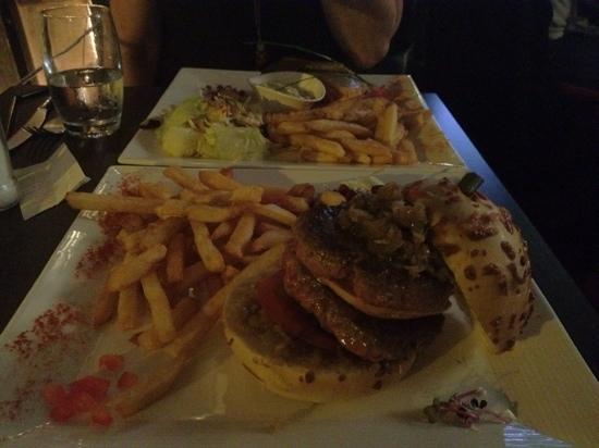 Le 28 thiers : le BCBG burger