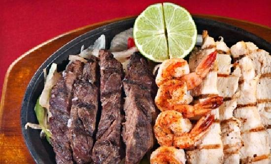 A Taste Of Mexico : Fajitas