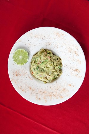 A Taste Of Mexico : Guacamole