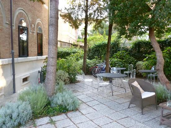 Hotel Villa Elda: Garden