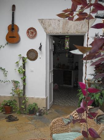 Casa Campana: piano terra