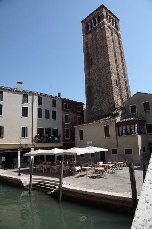 Il Refolo: junto a S. Giacomo de l'Orio