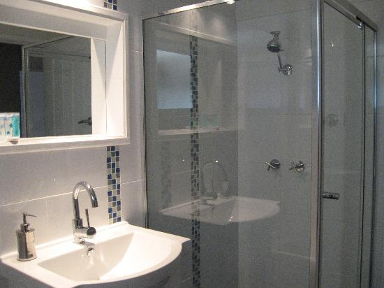 Briny View Bed and Breakfast : Newly renovated bathroom