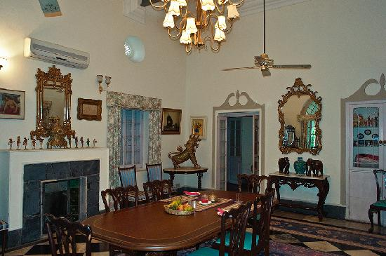 WelcomHeritage Thengal Manor: Dining Room