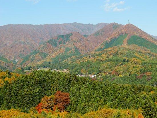Tochigi Prefecture, Japon: 遠くの山々もとても綺麗です