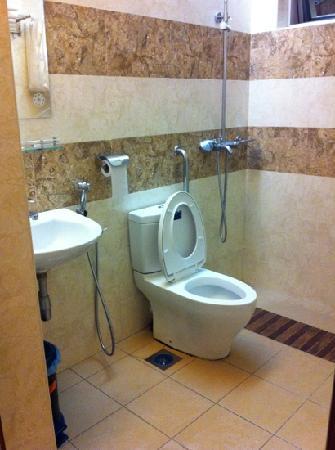 D Eastern Hotel: New bathroom