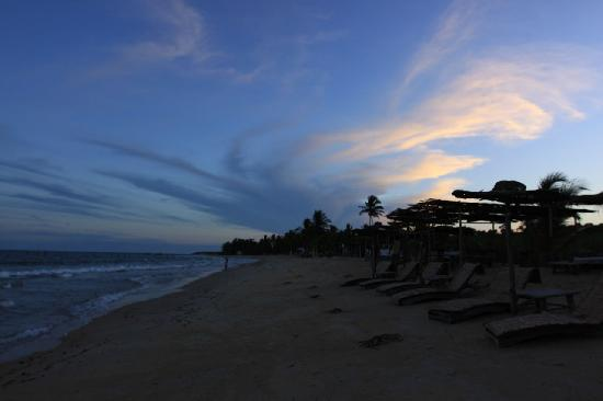 UXUA Casa Hotel & Spa: the beach at UXUA