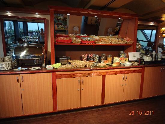 Mercure Strasbourg Centre : le petit déjeuner