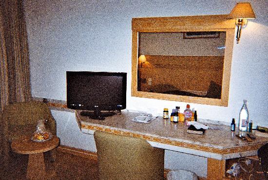 Tej Marhaba Hotel: plasma tv