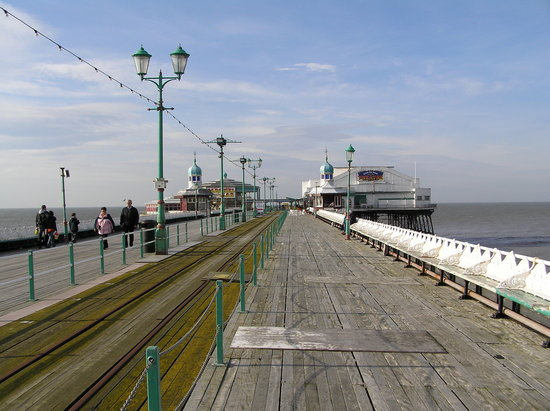 Blackpool Hotels With Parking