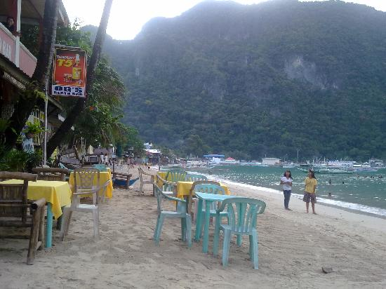 El Nido Garden Beach Resort Picture of El Nido Garden Beach