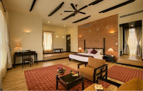 Gokarna Forest Resort: Tower Suite