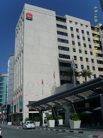 Ibis Hotel In Dubai City Center