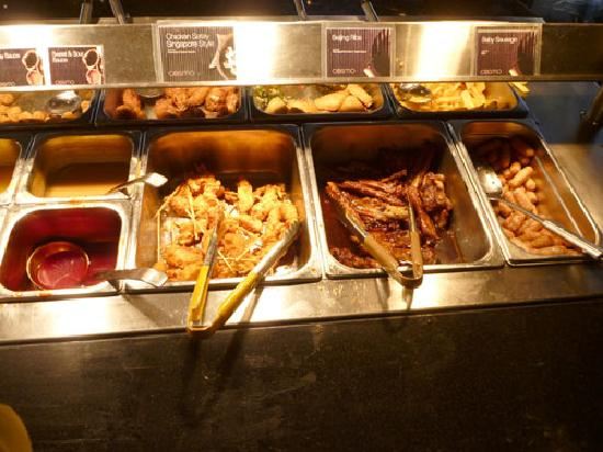 Buffet Counter Picture Of COSMO Bristol Bristol TripAdvisor