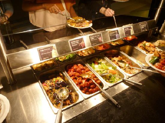 Buffet picture of cosmo bristol bristol tripadvisor for Asian cuisine buffet