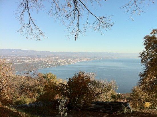 Rijeka, كرواتيا: veduta di fiume-rijeka