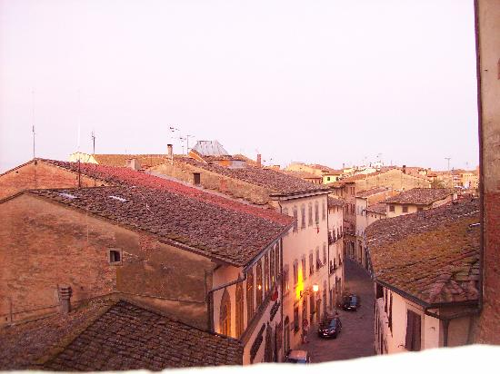 Azienda Agricola ed Agrituristica Cafaggio: Quaint Town of San Miniato