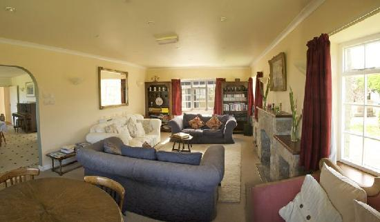 Isles of Scilly Country Guesthouse : Spacious lounge