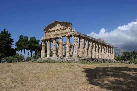 Templi Greci di Paestum: Tempio di Cerere