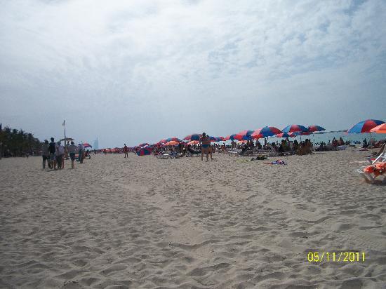 สวีท โนโวเทล มอลล์ ออฟ เดอะ เอมิเรตส์: Beach