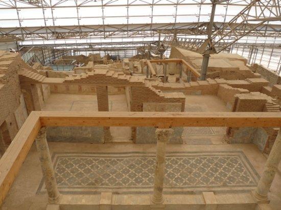 Ephesus Deluxe Tours: Terrassenhäuser Ephesus
