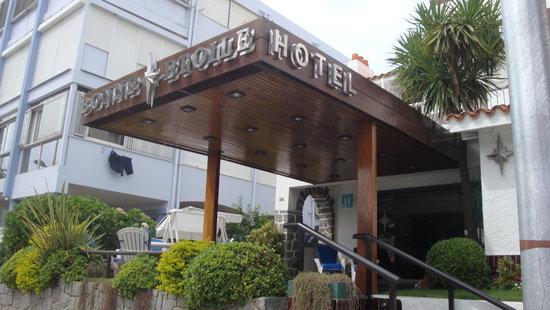 Bonne Etoile Hotel: fachada del hotel