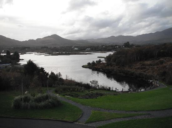 Sneem Hotel: View from our room