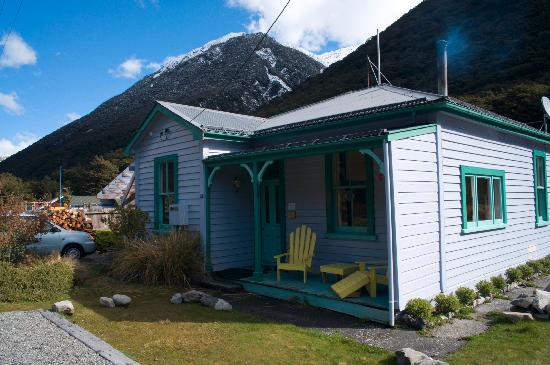 Arthur's Pass Village Bed and Breakfast Homestay: Picture of the B&B
